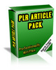 Thumbnail 25 Pregnancy PLR Articles