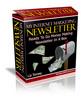 Thumbnail My Internet Marketing Newsletter (MRR)