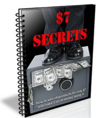 Product picture 7 Dollar Secrets Scripts