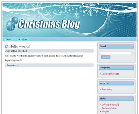 Product picture 12 Wordpress Christmas Niche Themes (MRR)