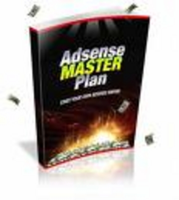 Product picture The AdSense Master Plan (MRR)
