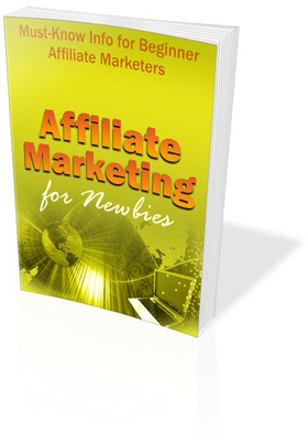 Product picture Affiliate Marketing For Newbies (MRR)